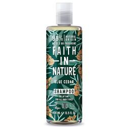 Šampon za moške Faith in Nature (sibirska cedra)