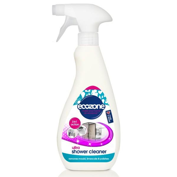 Antibakterijsko čistilo za tuš kabino 3v1 Ezocone