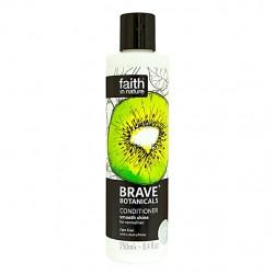 Balzam za lase Brave Botanicals (kivi in limeta)