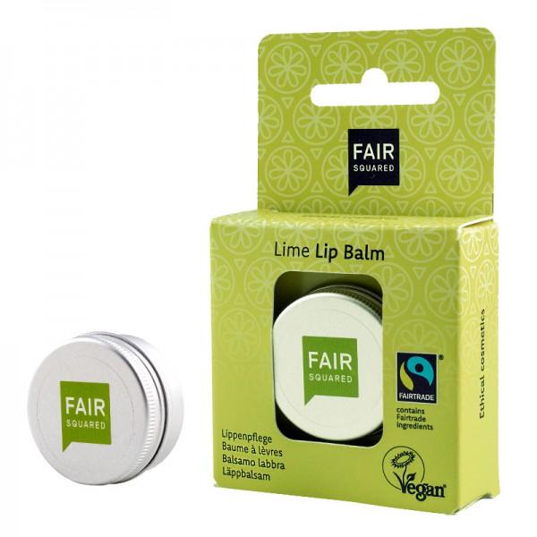 Naravni balzam za ustnice Fair Squared (limeta)