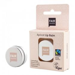 Naravni balzam za ustnice Fair Squared (marelica)
