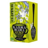 Čaj Clipper Karma Mama Hemp Infusions