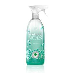 Antibakterijsko čistilo za kopalnico Method (meta)