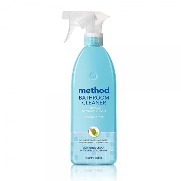 Čistilo za kopalnico Method (evkaliptus in meta)