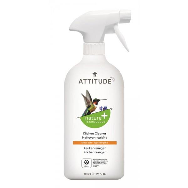 Čistilo za kuhinjo Attitude (citrusi) - 800 ml