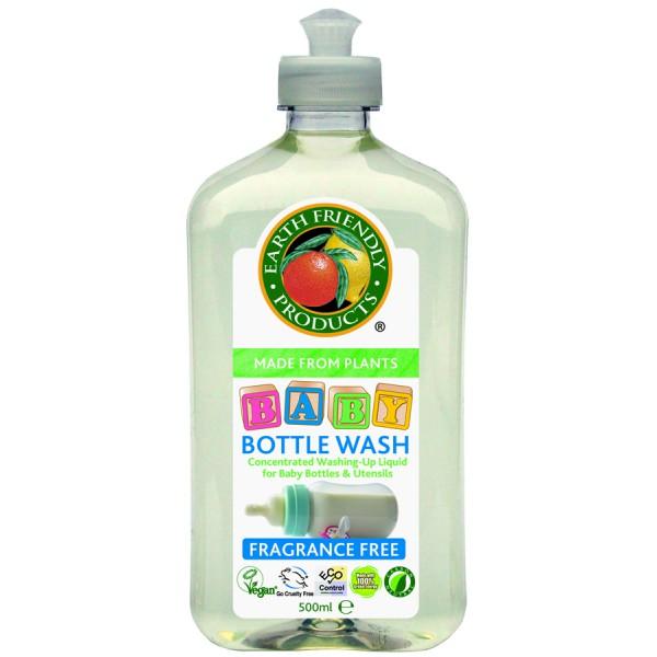 Čistilo za otroške stekleničke in posodo ECOS