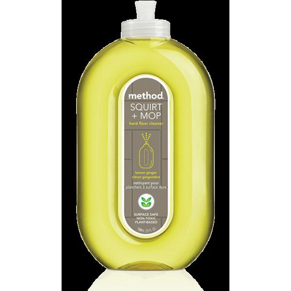 Čistilo za različne talne površine Method (limona, ingver)