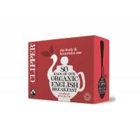 Črni čaj Clipper English Breakfast
