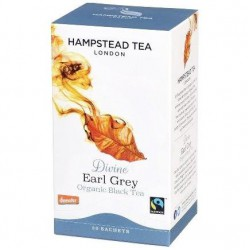Črni čaj Hampstead Tea Divine Earl Grey