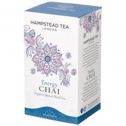 Črni čaj Hampstead Tea Energy Chai