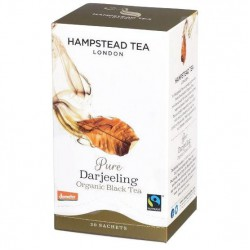Črni čaj Hampstead Tea Pure Darjeeling