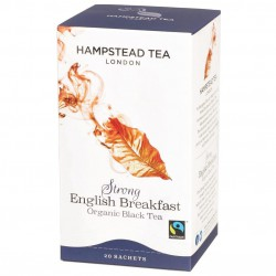 Črni čaj Hampstead Tea Strong English Breakfast