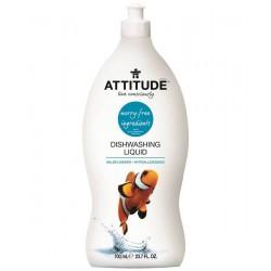 Detergent za pomivanje posode Attitude (Wildflowers) - 700 ml