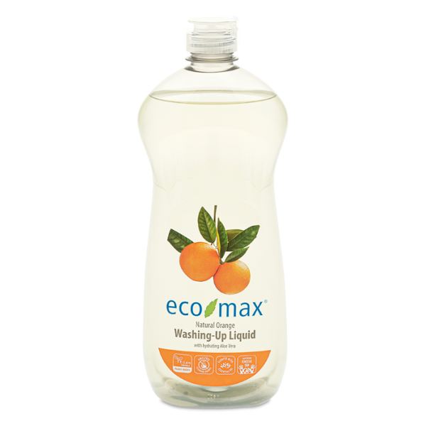 Detergent za pomivanje posode Eco-Max (pomaranča) - 740 ml