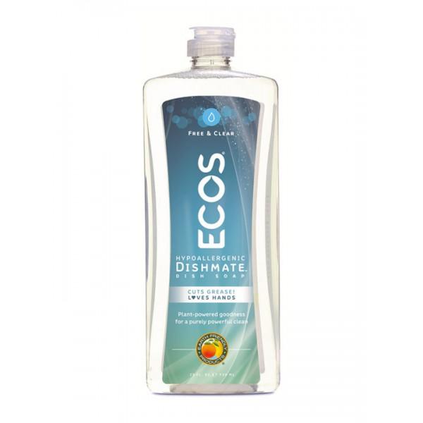 Detergent za pomivanje posode ECOS Dishmate (brez arome)