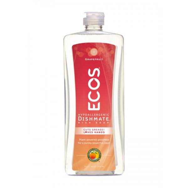 Detergent za pomivanje posode ECOS Dishmate (grenivka)