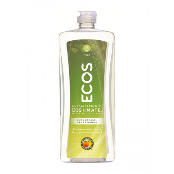 Detergent za pomivanje posode ECOS Dishmate (hruška)