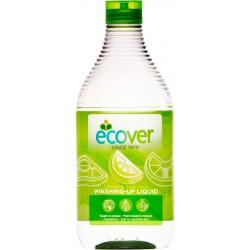 Detergent za pomivanje posode Ecover (limona in aloe vera) - 450 ml