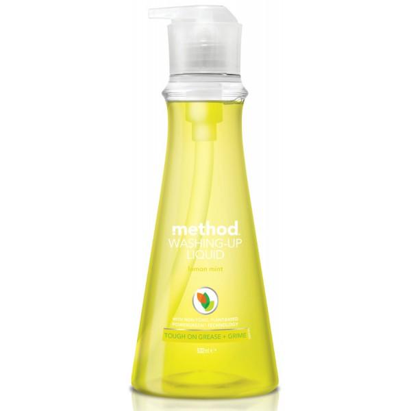 Detergent za pomivanje posode Method (limona)