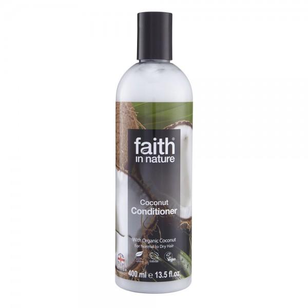 Intenzivni balzam za suhe lase Faith in Nature (kokos)