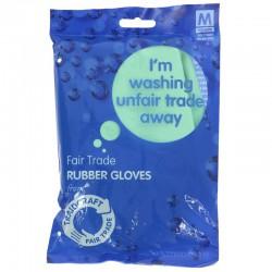 Gumijaste rokavice Fair Trade