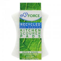 Goba za pomivanje Ecoforce Non Scratch (3 kosi)