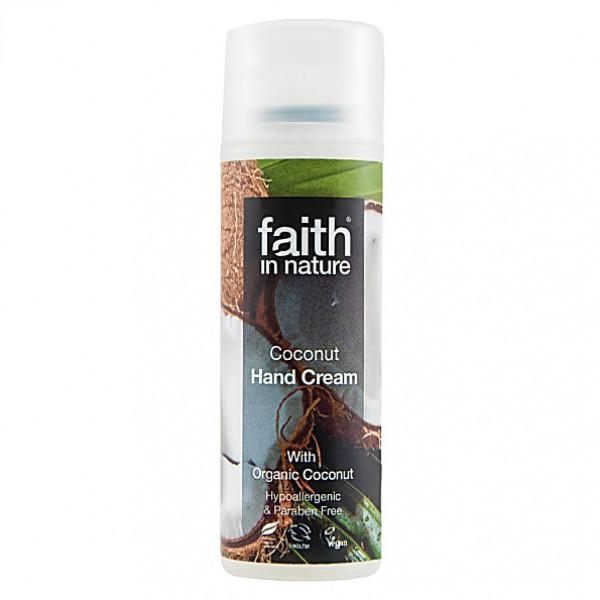 Krema za roke Faith in Nature (kokos)