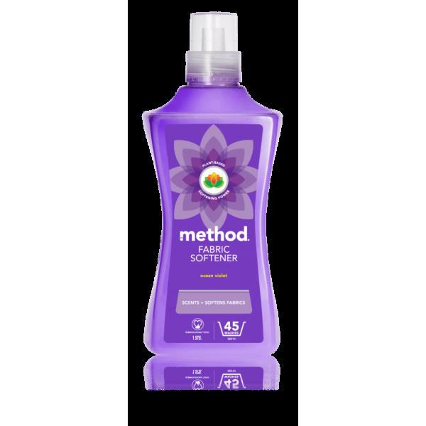 Mehčalec za perilo Method (ocean violet)