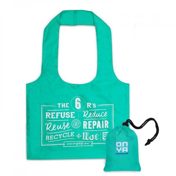 Nakupovalna vrečka Onya Aqua