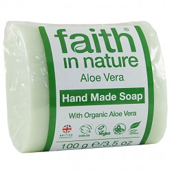 Naravno trdo milo Faith in Nature (aloe vera)