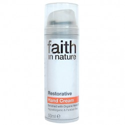 Obnovitvena krema za roke Faith in Nature