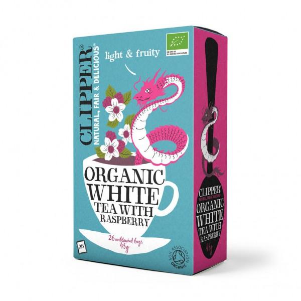 Beli čaj Clipper Organic (malina)