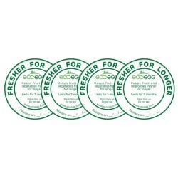 Ploščice za ohranitev svežine hrane Ecoegg
