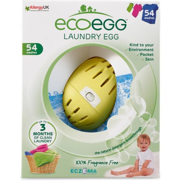 Pralno jajce Ecoegg za 54 pranj (brez arome)