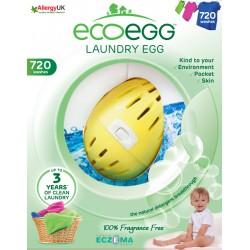 Pralno jajce Ecoegg za 720 pranj (brez arome)