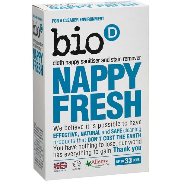 Prašek za pralne plenice Bio-D Nappy Fresh