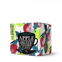 Sadni čaj Clipper Organic (jabolko in bezeg)