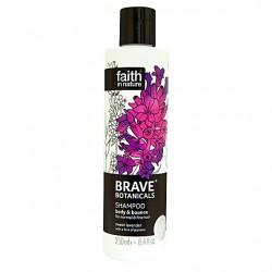 Šampon za volumen in močnejše lase Brave Botanicals (sivka in jasmin)