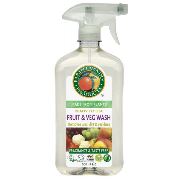 Sprej za sadje in zelenjavo ECOS