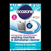 Sredstvo za čiščenje pralnega in pomivalnega stroja Ecozone