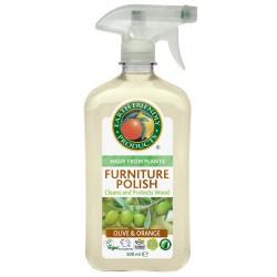 Sredstvo za poliranje pohištva ECOS (oliva in pomaranča)
