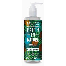 Tekoče milo za roke Faith in Nature (kokos)