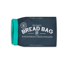 Vrečka za shranjevanje kruha Onya Charcoal