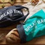Vrečka za shranjevanje kruha Onya Aqua