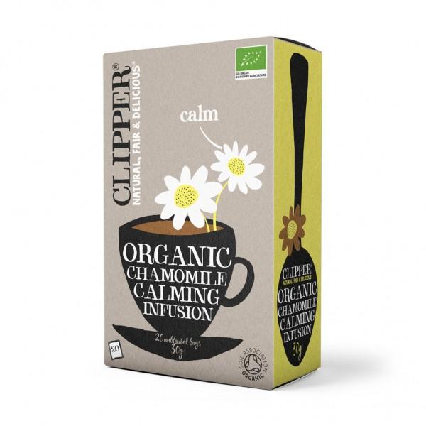 Zeliščni čaj Clipper Organic (kamilica)