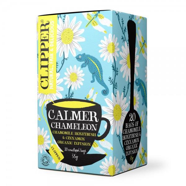 Zeliščni čaj Clipper Calmer Chameleon Organic