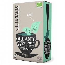 Zeliščni čaj Clipper Organic Peppermint