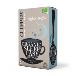 Zeliščni čaj Clipper Sleep Easy Organic