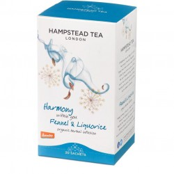 Zeliščni čaj Hampstead (komarček in sladki koren)